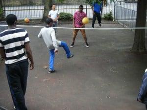 Volleyball at ACAP